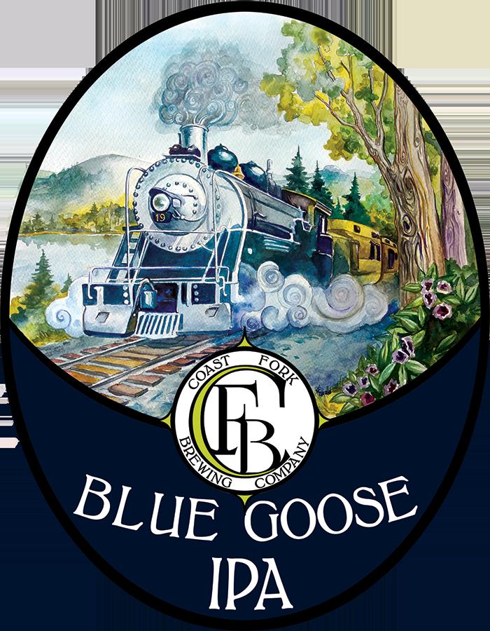 Blue Goose IPA