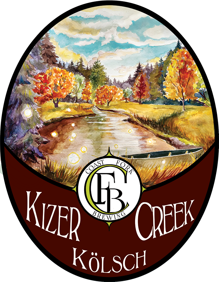 Kizer Creek Kolsch