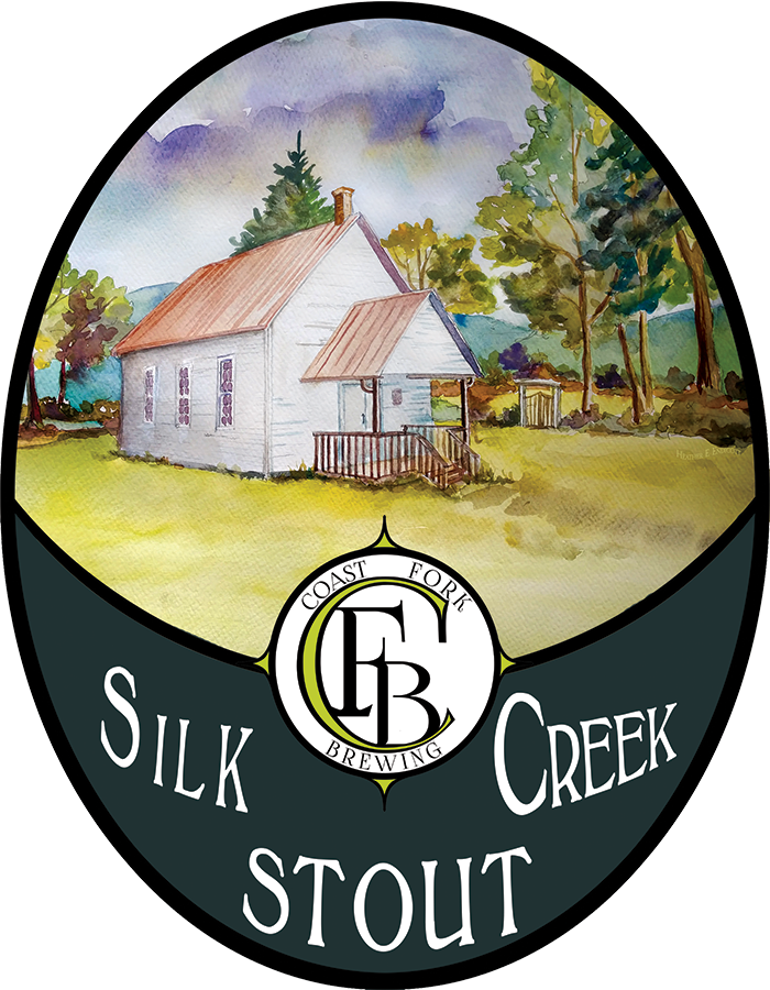 Silk Creek Stout