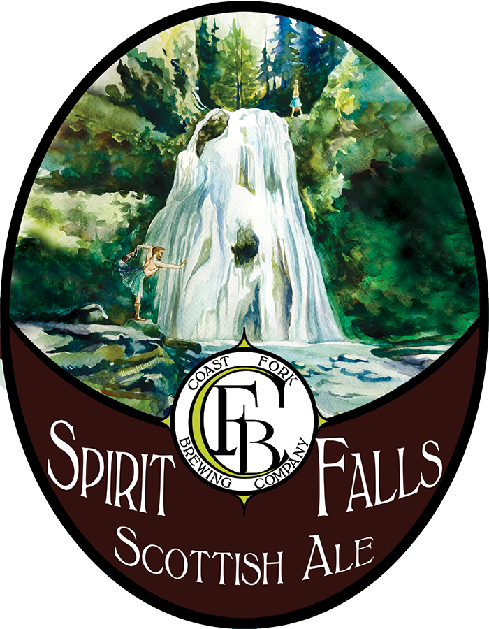 Spirit Falls Scottish Ale
