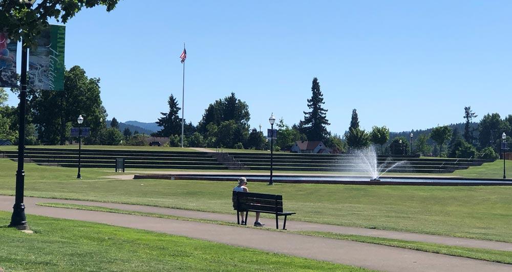 Bohemia Park Amphitheater