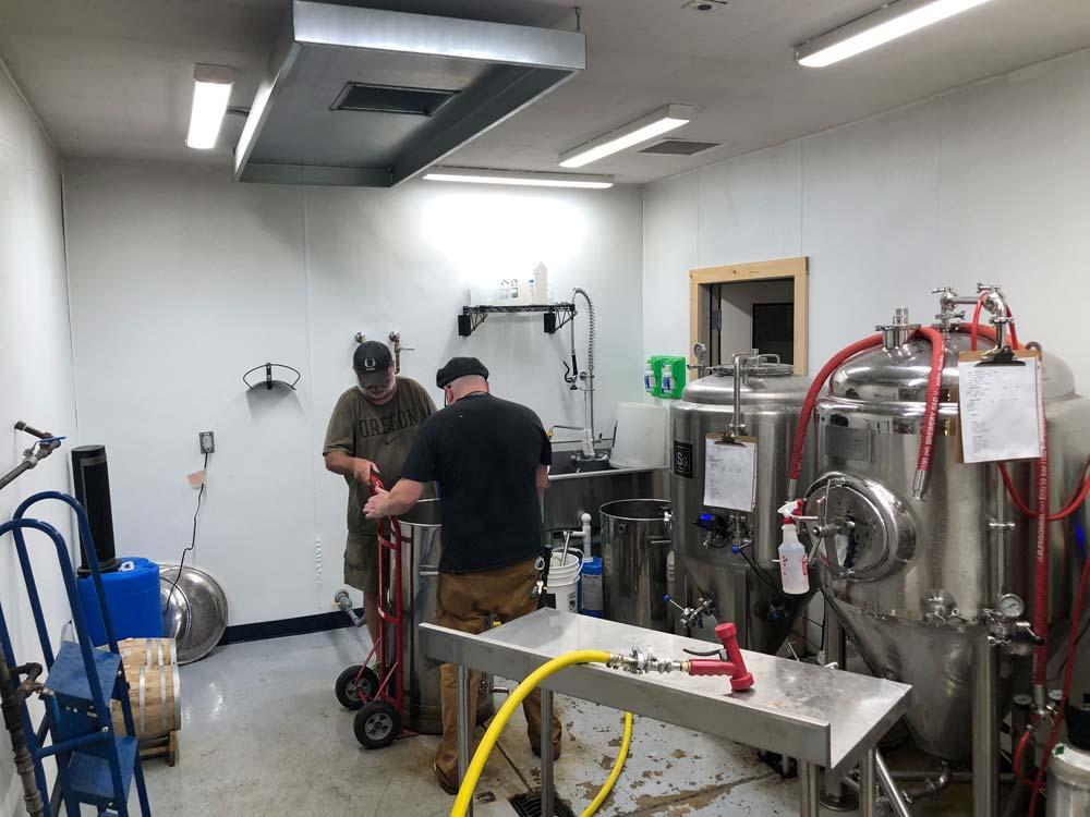 Brewery Upgrades