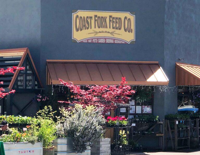 Coast Fork Storefront