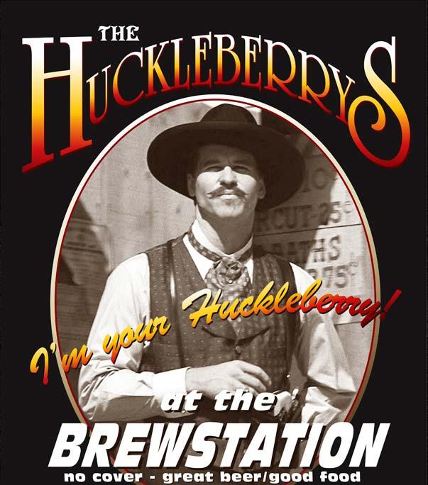 The Huckleberrys