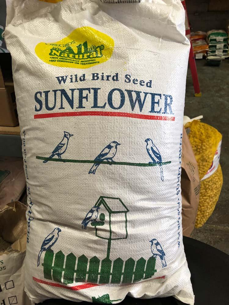 Oregro Wild Bird Seed - Sunflower