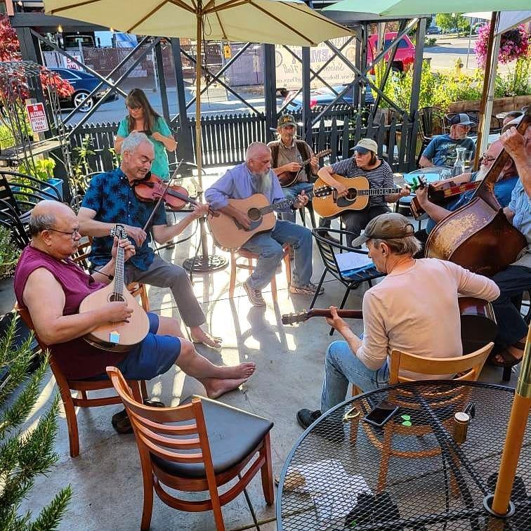 Acoustic Jam Outside
