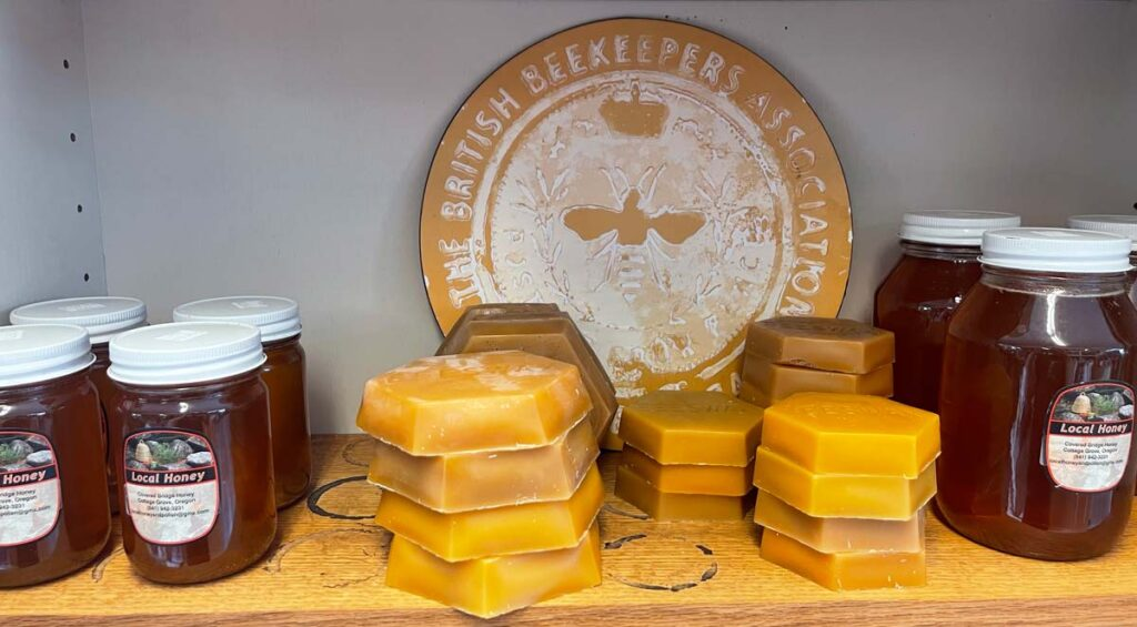 Local Bee Products